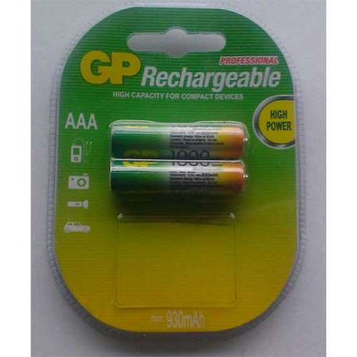 Купить Акк. GP AAA 1000mAh 2pack