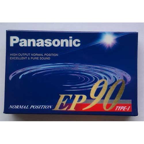 Купить Аудиокассеты Panasonic EP-90