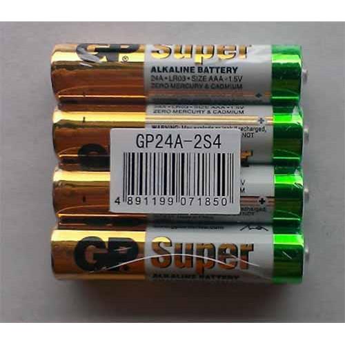 Купить батарейка GP Super LR03 4pack