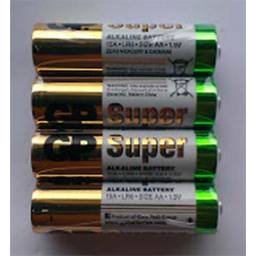 Купить батарейка GP Super LR06 4pack