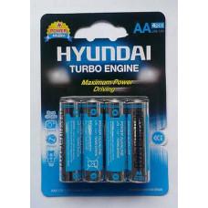 Батарейка Hyundai LR06 4bl