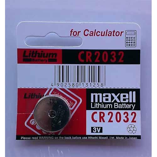 Купить Батарейка Maxell CR2032 5bl