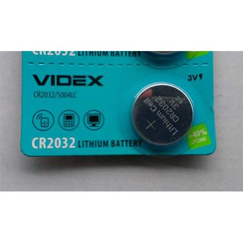Купить Батарейка Videx CR2032
