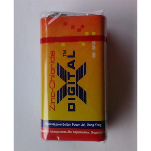 Купить батарейка X-Digital 6F22