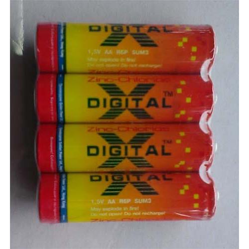 Купить батарейка X-Digital R06 4pack