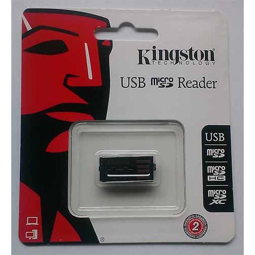 Купить Card Reader Kingston MicroSD