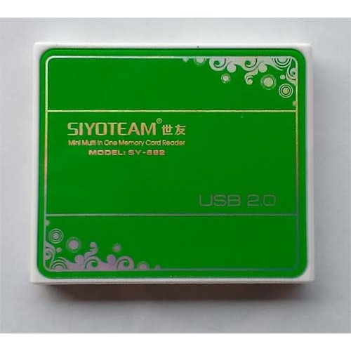Купить Card Reader Syoteam SY-682