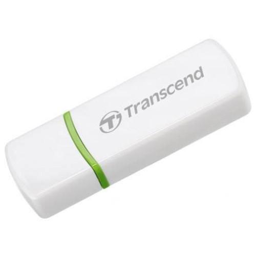Купить Card Reader Transcend RDP5 White