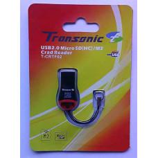Card Reader Transonic MicroSD