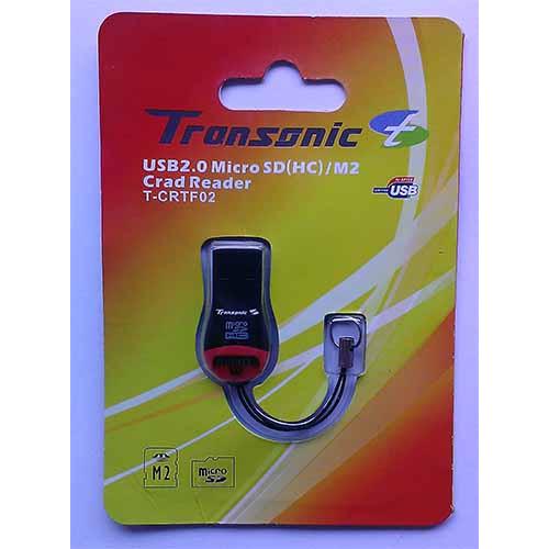Купить Card Reader Transonic MicroSD