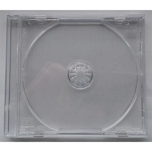 Купить CD  box  1cd Jewel Clear