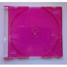 CD  box  1cd Slim Color