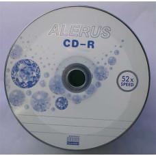 CD-R Alerus 700Mb Bulk50 52x