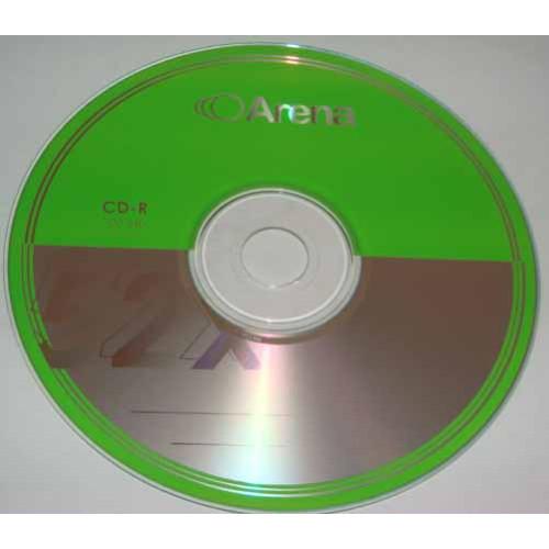 Купить CD-R Arena 700Mb Bulk50 52x