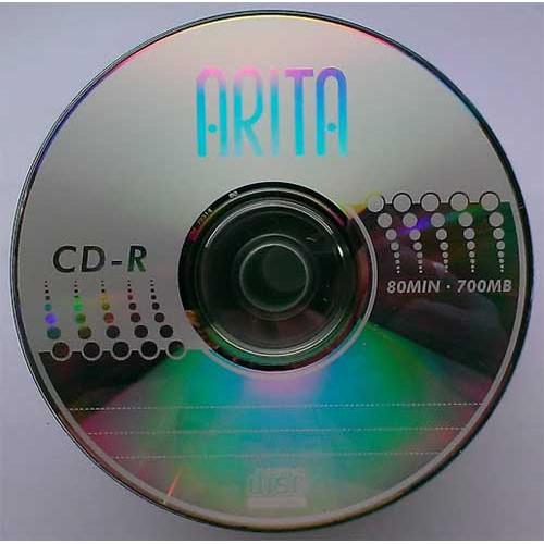 Купить CD-R Arita 700Mb Bulk50 52x