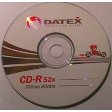 CD-R Datex 700Mb Bulk50 52x