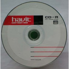 CD-R Havit 700Mb Bulk50 52x
