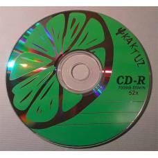 CD-R Kaktuz 700Mb Bulk50 52x