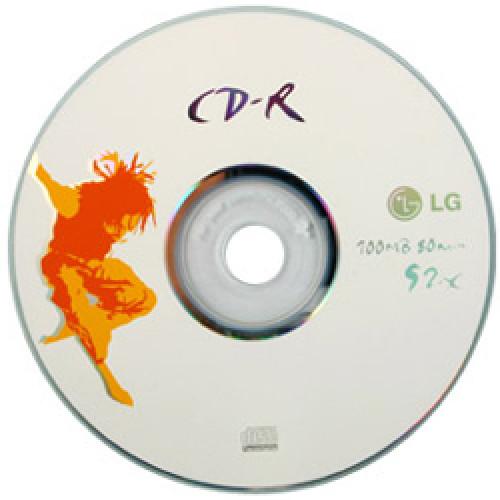 Купить CD-R LG 700Mb Bulk50 52x