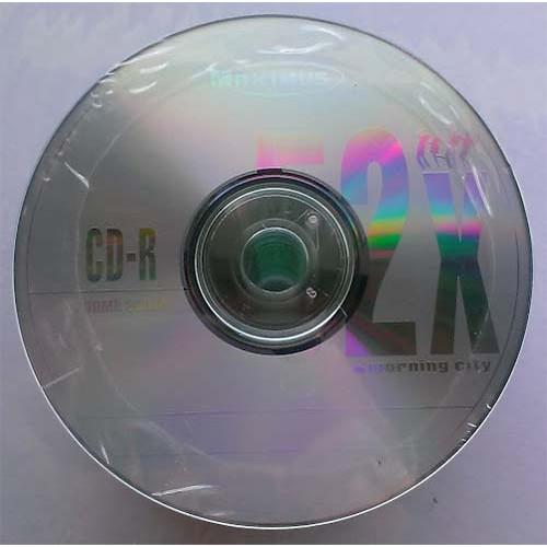 Купить CD-R Maximus 700Mb Bulk50 52x