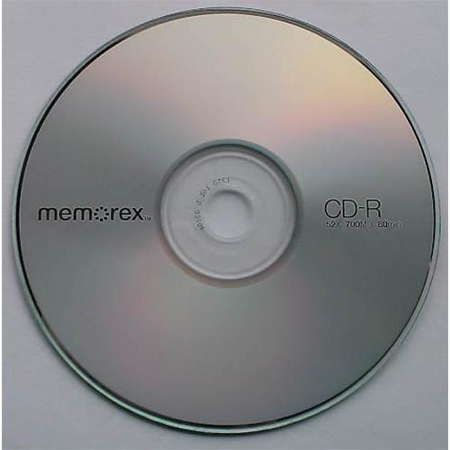 Купить CD-R Memorex 700Mb Bulk100 52x