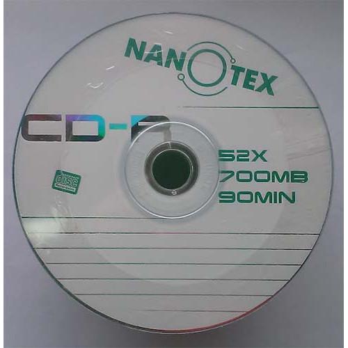 Купить CD-R Nanotex 700Mb Bulk50 52x