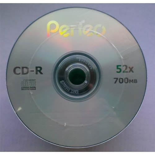 Купить CD-R Perfeo 700Mb Bulk50 52x