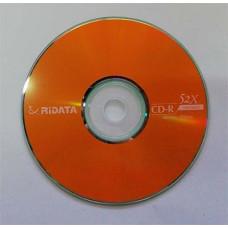 CD-R Ridata 700Mb Bulk25 52x