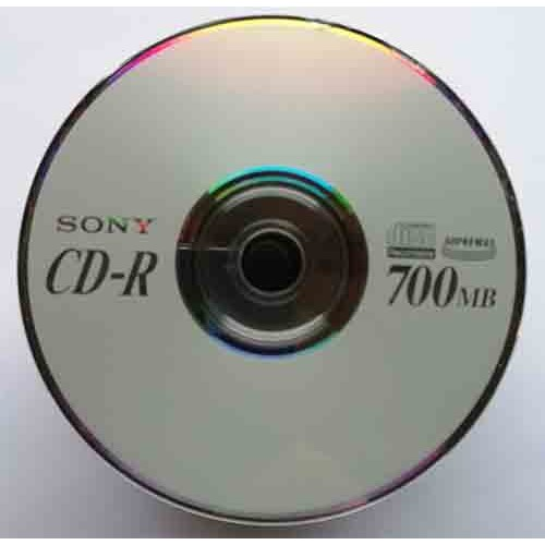 Купить CD-R Sony 700Mb Bulk50 52x