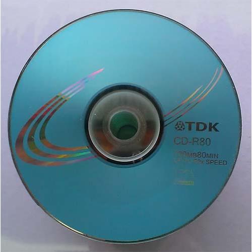 Купить CD-R TDK 700MB Bulk50 52x