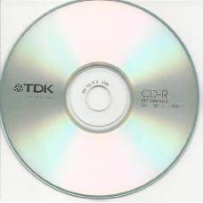 CD-R TDK 700Mb Cake50 52x