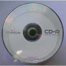 CD-R Titanum 870Mb Bulk100 52x