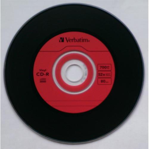 Купить CD-R Verbatim 700MB Vinyl