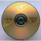 CD-R VS 700Mb Bulk50 52x
