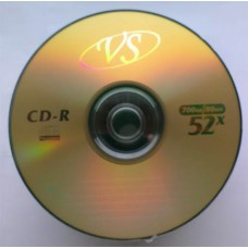 CD-R VS 700Mb Bulk50 52x