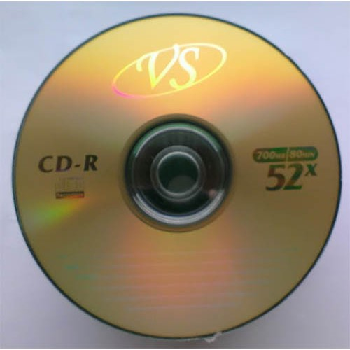 Купить CD-R VS 700Mb Bulk50 52x