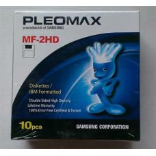 Дискеты Pleomax 10шт.