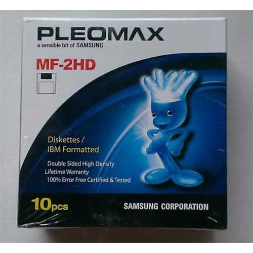 Купить Дискеты Pleomax 10шт.