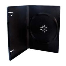 DVD  box  1dvd Black 7мм