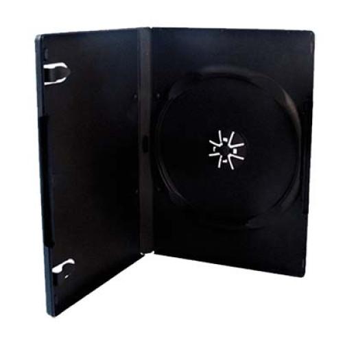Купить DVD  box  1dvd Black 7мм