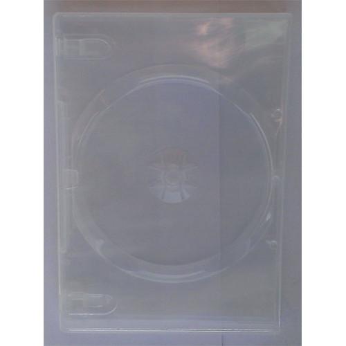 Купить DVD  box  1dvd Прозрачная 14мм