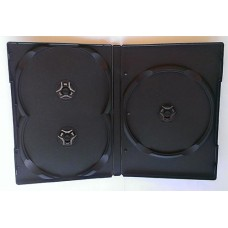 DVD  box  3dvd Black уровневная
