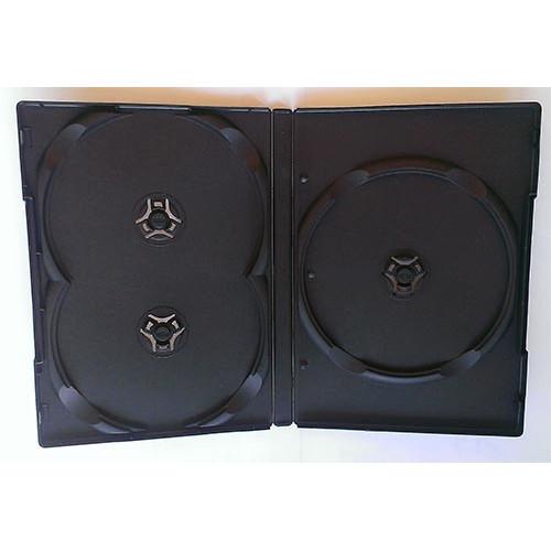 Купить DVD  box  3dvd Black уровневная