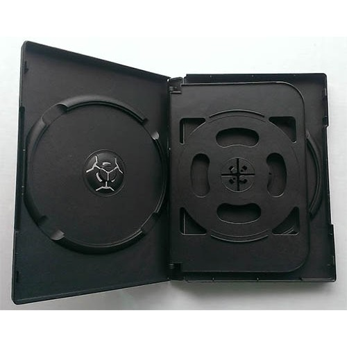 Купить DVD  box  4dvd Black с треем