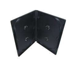 DVD  box  4dvd Black уровневая