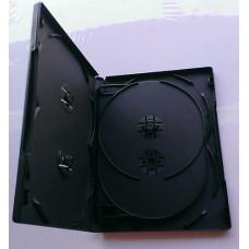 DVD  box  6dvd Black