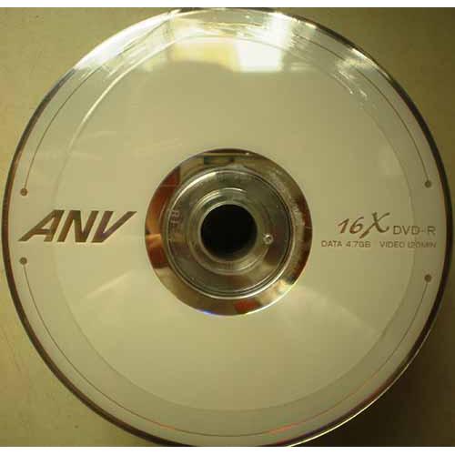 Купить DVD-R Anv 4.7GB Bulk100 16x