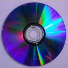DVD-R CMC 9.4GB Bulk50 8x DS