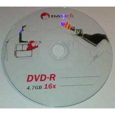 DVD-R Datex 4.7GB Bulk100 16x