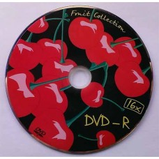 DVD-R Datex 4.7GB Cake100 16x Фрукты
